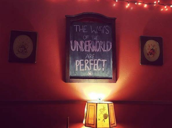 The Ways of the Underworld Are Perfect